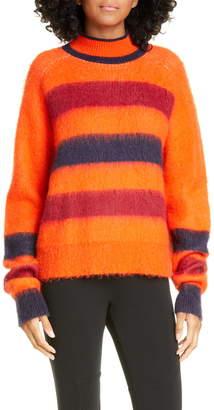 Proenza Schouler White Label Stripe Sweater