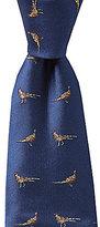 Brooks Brothers Boys Pheasant-Embroidered Tie