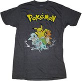 Pokemon Pikachu Graphic T-Shirt