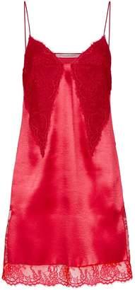Philosophy di Lorenzo Serafini Delicate Lace Slip Dress