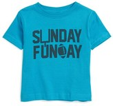 Kid Dangerous Infant Boy's Sunday Funday Graphic T-Shirt