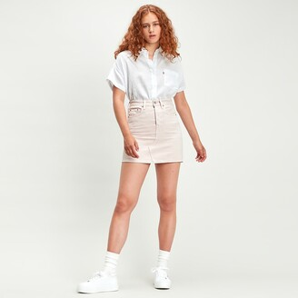 Levi's Denim Mini Skirt