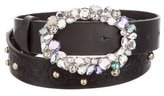 Dolce & Gabbana Embellished Studded Belt