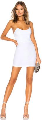 superdown Stevie Sweetheart Mini Dress