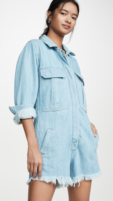 Free People Shapeshifter Shortall Romper