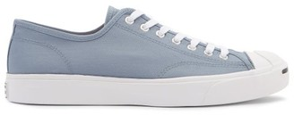 Converse Jack Purcell Canvas Trainers - Blue