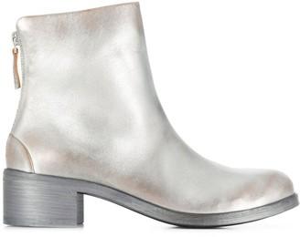 Marsèll Metallic Boots