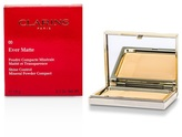 Clarins NEW Ever Matte Shine Control Mineral Powder (# 00 Transparent Opa)