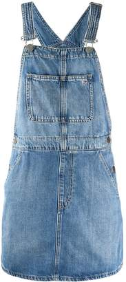 Tommy Jeans denim overall dress