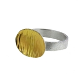 Himatsingka Water Gold Ring