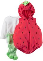 Carter's Baby 3-pc. Strawberry Costume