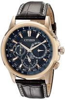 Citizen BU2023-04E Calendrier