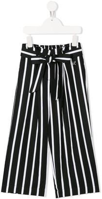 MonnaLisa Pinstripe Trousers