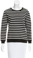 A.P.C. Striped Crew Neck Sweater