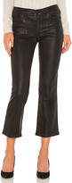 J Brand Selena Coated Mid Rise Crop Boot. - size 25 (also