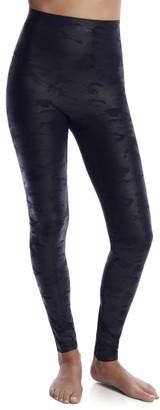 Hue Leatherette High-Waist Leggings