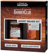 L'Oreal Paris L'Oreal Men Expert Short Beard Barber Club Collection