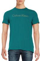 Calvin Klein Crewneck Logo Tee