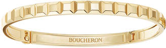 Boucheron Quatre Clou de Paris Bracelet in 18K Yellow Gold