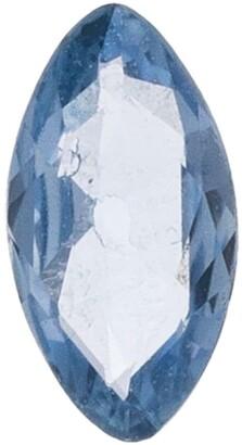 Loquet September birthstone sapphire charm
