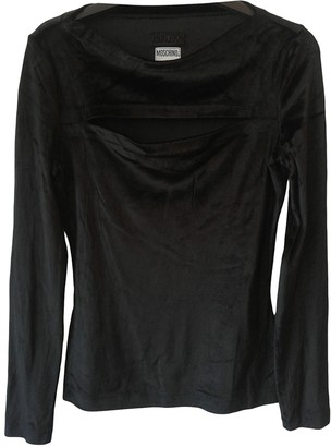 Moschino Cheap & Chic Moschino Cheap And Chic Black Knitwear for Women