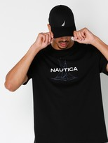 Nautica Mens 6 Panel Buckle Hat