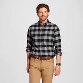 Merona Men's Flannel Button Down Shirt