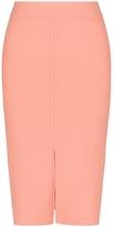 Alexander Wang Rayon Pencil Skirt
