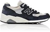 New Balance Men's 585 Sneakers-NAVY