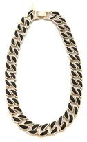 Adia Kibur Weave Link Necklace