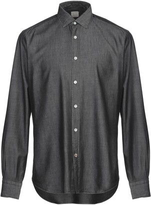 Mazzarelli Denim shirts