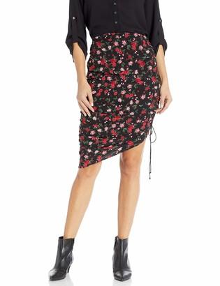 For Love & Lemons Women's Molly Drawstring Skirt