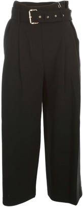 MICHAEL Michael Kors Cropped Pants W/belt