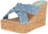 Sbicca Women's Etta Wedge Sandal