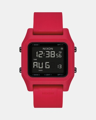 Nixon Black Digital - Staple Watch - Size One Size at The Iconic