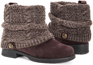 Muk Luks Women's Casual boots Java - Java Pattrice Ankle Boot - Women