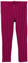 Tea Collection Postura Stripe Leggings (Toddler, Little Girls & Big Girls)