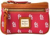 Dooney & Bourke MLB Cardinals Small Coin Case