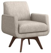 Interlude Landon Lounge Chair Upholstery Color: Bungalow