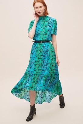 Primrose Park Regina Tiger-Print Skirt