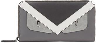 Fendi Bug Eyes continental wallet