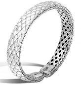 John Hardy Cobra Legends Sterling Silver Flex Cuff Bracelet