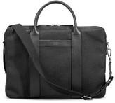 Shinola Men's Computer Briefcase - Black