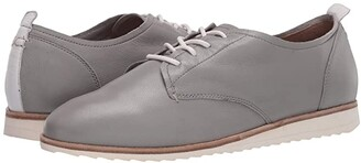 Trask Audrey (Black Italian Sheepskin) Women's Slip on Shoes