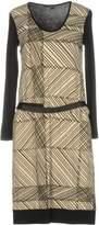 Pianurastudio Knee-length dresses - Item 34751698