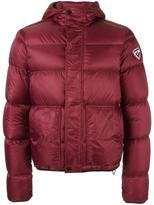 Rossignol short hooded jacket