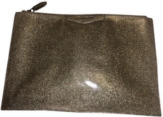 Givenchy Antigona Gold Glitter Clutch bags