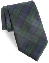 Nordstrom Men's Family Plaid Silk Tie
