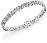 Bloomingdale's Diamond Bracelet in 14K White Gold, 3.0 ct. t.w. - 100% Exclusive