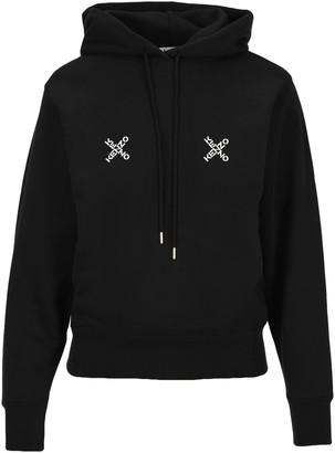 Kenzo Sport triple X Hooded Sweatshirt